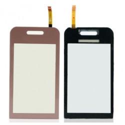 Samsung S5230 GT-S5230 - růžová dotyková vrstva, dotykové sklo, dotyková deska