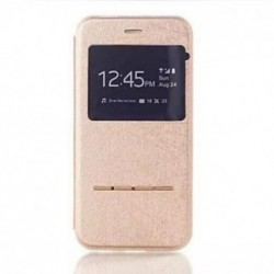 Dore sleeve for iPhone 6 gold