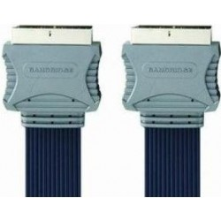 Flat plug Bandridge BVL7305, 5m