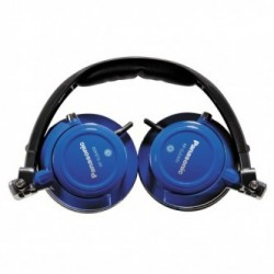 Headphones Panasonic RP-DJS400A - blue