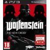 Wolfenstein - The New Order - PS3 - krabicová verze
