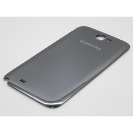 Samsung Galaxy Note 2 N7100 - Battery Back Cover - Gray