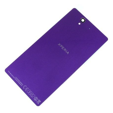 The rear battery cover Sony Xperia Z L36 / L36H / C6603 / C6602 / LT36 - purple