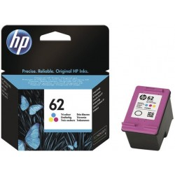 HP 62 Color (C2P06A) - Original Cartridge