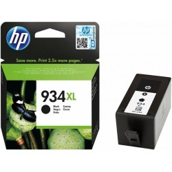 HP 934XL Black (C2P23A) - Original Cartridge