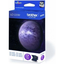 Brother LC-1220M - originální cartridge