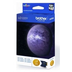 Brother LC-1220Y - Original Cartridge