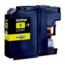 Brother LC-123Y - Original Cartridge