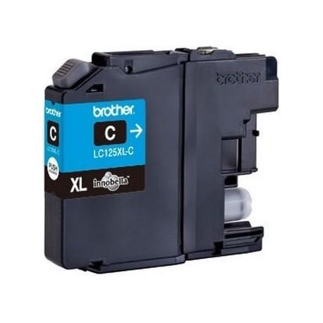 Cartridge Brother LC-125XLC - originální