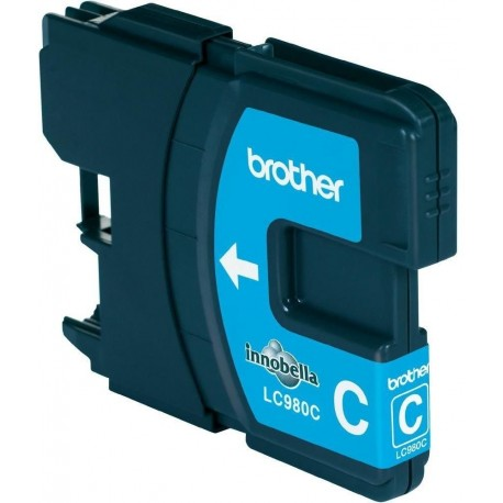 Cartridge Brother LC-980C - Original