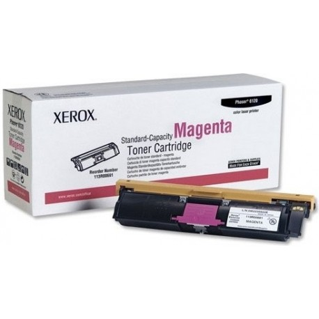 Toner Xerox Phaser 6120 red (113R00691) - Original