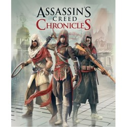 Assassins Creed Chronicles, PC, krabicová verze