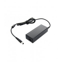 Power Adapter / resource for Dell laptop 19.5V 4.62 - wide (7.4 x 5.0 PIN)