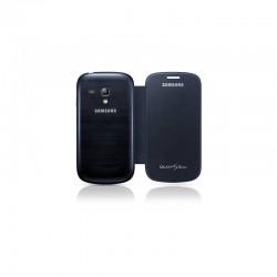 Pouzdro Flip Cover Samsung Galaxy S3 Mini i8190 - tmavě modré