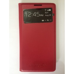 Housing Flip Samsung Galaxy S4 i9500 - Dark pink