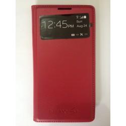 Pouzdro Flip Samsung Galaxy S4 i9500 - Tmavě růžová