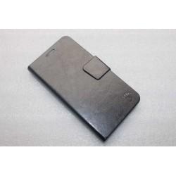 Kožené puzdro Samsung Galaxy S5 i9600 - čierne