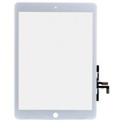 Apple iPad Air - Bílá dotyková vrstva, dotykové sklo, dotyková deska + digitizér + home button