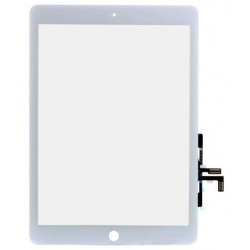 Apple IPad Air - White touch film, a touch glass touch panel + digitizer + home button