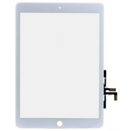 The touch layer Apple iPad Air + Digitizer + home button - white