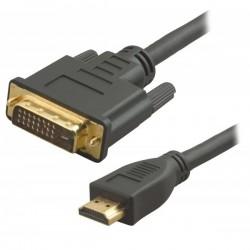 Datový kabel DVI-D HDMI 2m