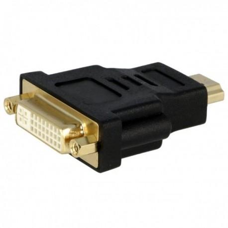 A reduction HDMI - DVI-D M / F