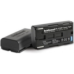Battery Hähnel HL-916HP 7.2V 2600mAh