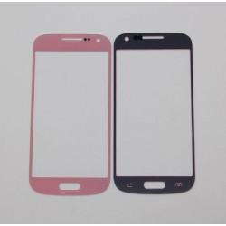 Samsung Galaxy S4 mini i9190 i9195 - Růžová dotyková vrstva, dotykové sklo, dotyková deska