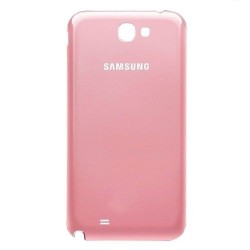 Samsung Galaxy Note 2 N7100 - Pink - rear battery cover