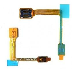 Zapínacie tlačidlo ON / OFF pre Samsung Galaxy Note 2 N7100 + flex kábel