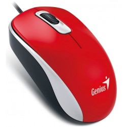 Mouse Genius DX-110 - Red