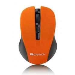 Myš Canyon CNE-CMSW1 - oranžová