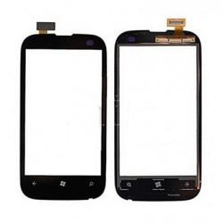 Dotyková vrstva Nokia Lumia 510 čierna - Predné sklo + flex