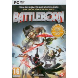 Battleborn (PC) - boxed version