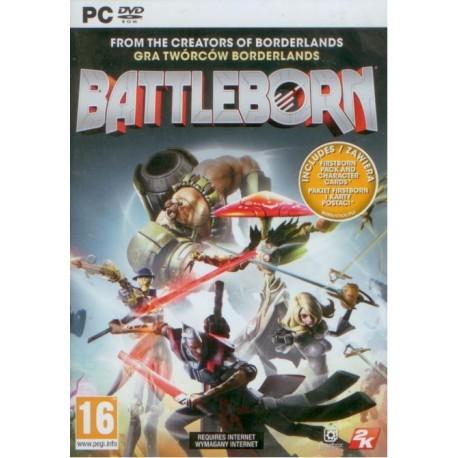 Battleborn (PC) - boxed version