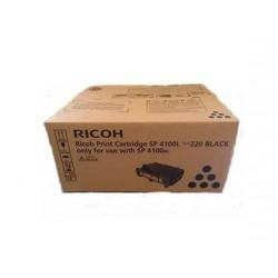 Toner Ricoh 407652 Type 220 (SP 4100L), black - original