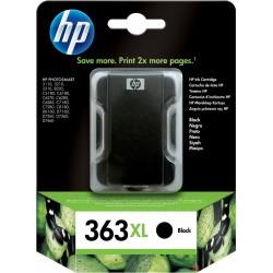 HP originální cartridge C8719EE, 363XL, černá, 17ml, HP Photosmart 8250, 3210, 3310