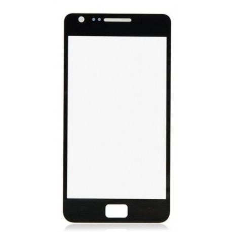 Samsung i9100 Galaxy S2 i9105 - black touch layer touch glass touch panel