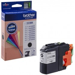 Brother LC-223BK - originální cartridge