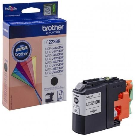 Cartridge Brother LC-223BK - Original