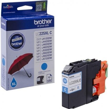 Cartridge Brother LC-225XLC - originální