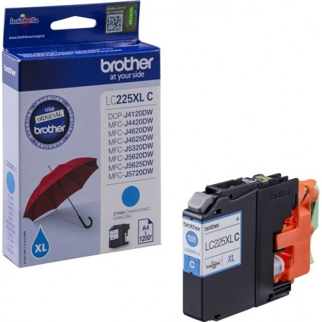 Cartridge Brother LC-225XLC - Original