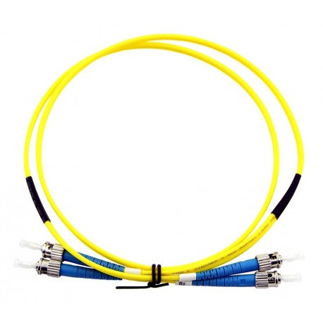 OPTICORD ST Duplex Patch Cable ST-09125, 1m