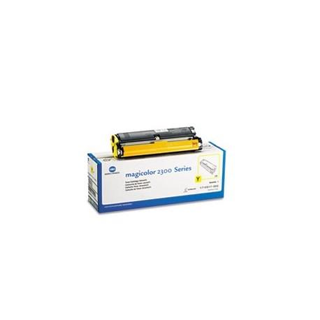 Konica Minolta MC2300 žlutý (1710517006) - originální toner