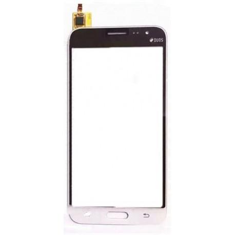 Samsung Galaxy J3 J320 (2016) Duos - Black / White Touch layer + digitizer