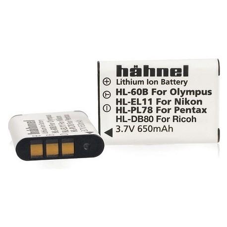 Hähnel HL-EL batteries for digital cameras