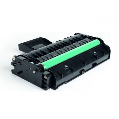 Ricoh 407254 (SP201HE)-black toner-compatible