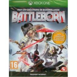 Battleborn - Xbox One - krabicová verzia