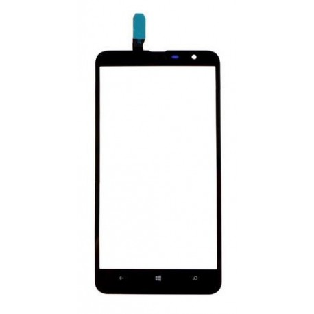 Nokia Lumia 1320 N1320 - Black touch layer touch glass touch panel + flex