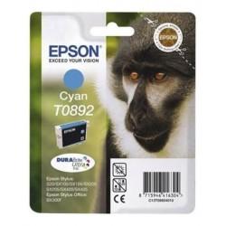 Originální catridge EPSON T0892 pro Stylus SX115, SX218, SX415 - azurová, 265 stran